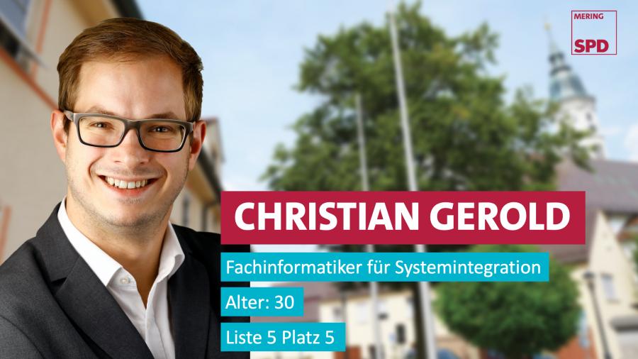 Christian Gerold